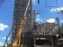 Rušenje i armiranobetonski radovi na hali mokrog postupka i granulacionom tornju - HIP Azotara Pančevo