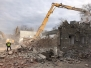 Rušenje postojećih objekata fabrike Minel za potrebe projekta ADA MALL