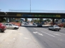Rušenje nadvožnjaka Pančevački most