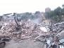 Rušenje objekata u Višnjičkoj ulici na lokaciji Beograd Plaza Centar